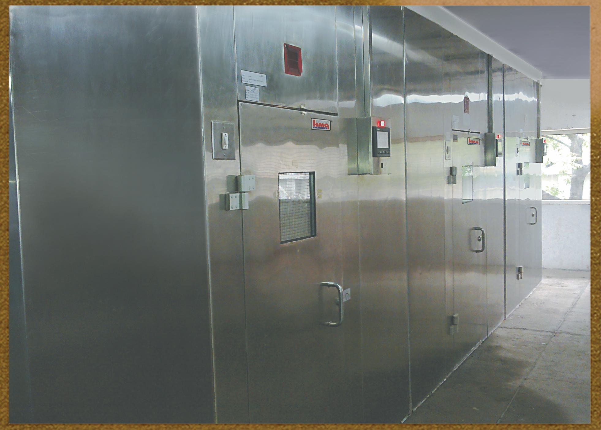 Bod bio chemical oxygen demand test incubator for Chambre walk in